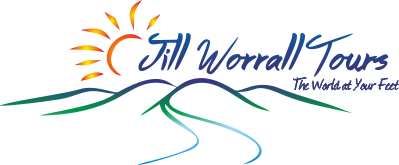 Jill Worrall Tours Logo