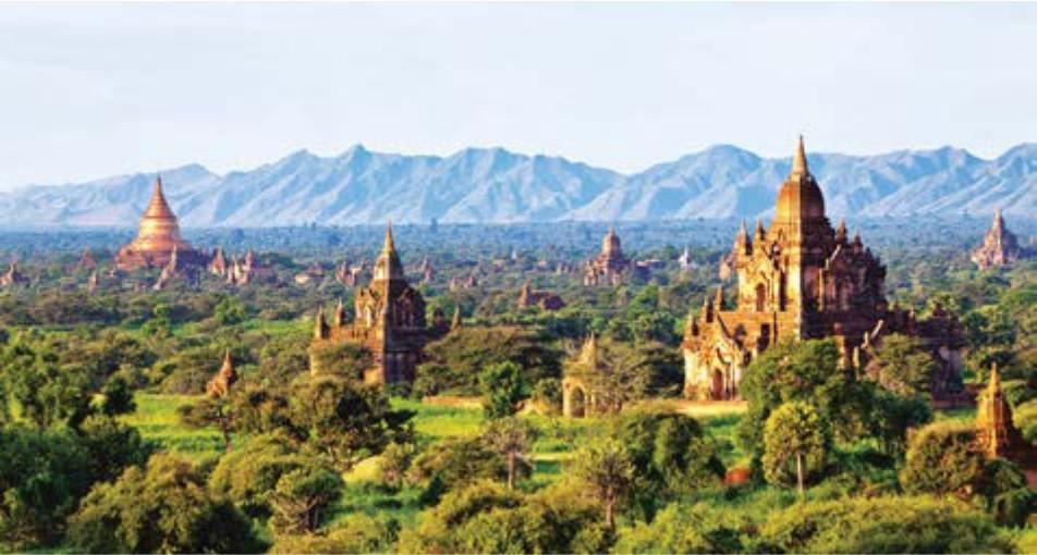 Laos and Myanmar